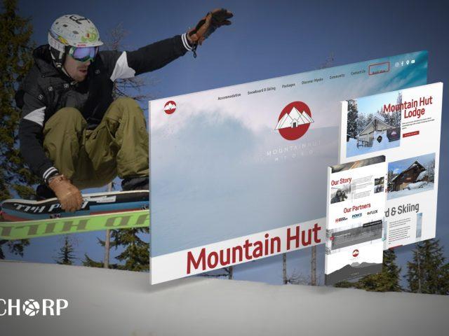 Mountain Hut — WordPress